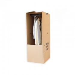Hanging Wardrobe Carton +...